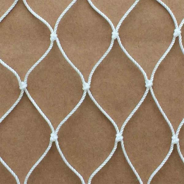 Picture of Netting | 10mm mesh size (HM) | Nylon (PA) | length 1000 meshes x depth 399,5 meshes | white
