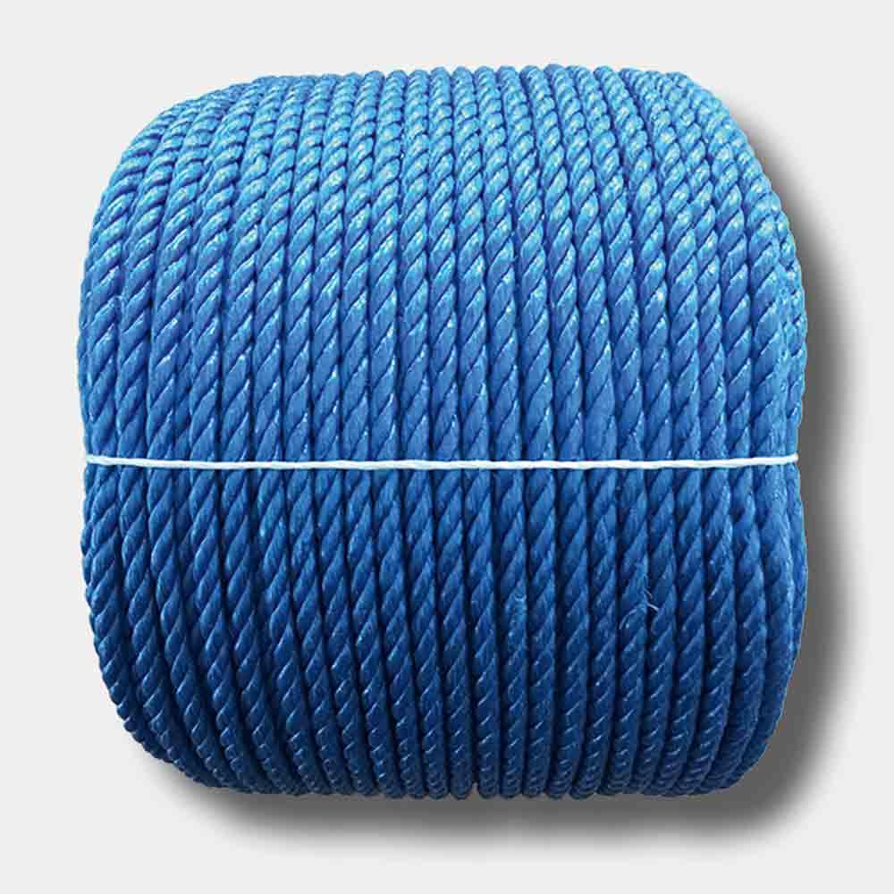 Seil Ziehtau Polypropylen Durchmesser 20mm Länge 10m 6RB3 NEU A
