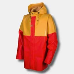 Image de Guy Cotton Veste X-Trapper | jaune/orange