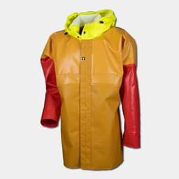 Image de Guy Cotten ISOMAX Regenjacke | gelb/orange | XL und XXL