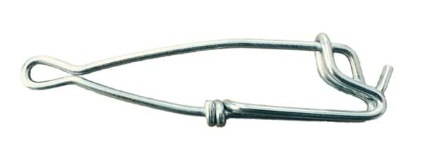 Picture of snap hook, stainless steel, for longline
