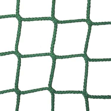 Picture of Polypropylen (PP) netting | 45mm square mesh | twine-ø 3mm | width 2,50m | green