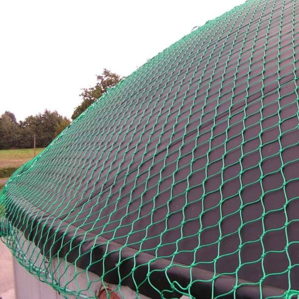 Picture of Cover net for biogas plants with a diameter of 11,66m
