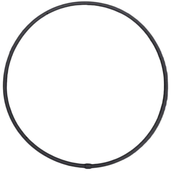Picture of Fyke hoop | round | 110cm diameter | black