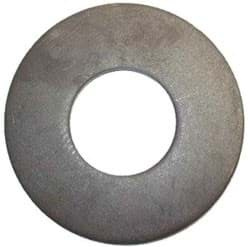 Picture of Steel washer 100 mm diameter x 8 mm thick x 40 mm centre hole, for chain 10 mm