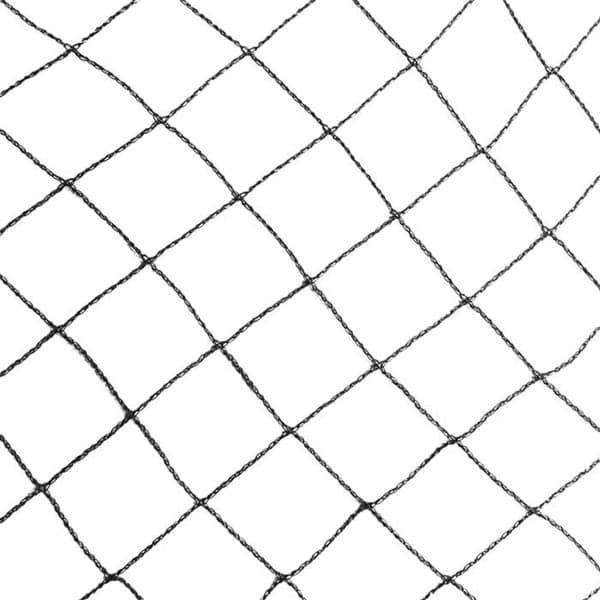 Picture of Polyethylene (PE) netting | black | 25mm mesh size (HM) | knotless | width 3m