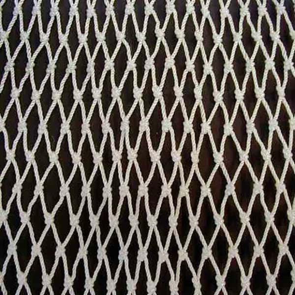 Picture of Netting | 40mm mesh size (HM) | Nylon (PA) | length 1000 meshes x depth 99,5 meshes | white