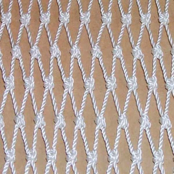 Picture of Shrimp netting | 14mm mesh size (HM) | impregnated | Nylon (PA) | length 2002 meshes x depth 199,5 meshes | white