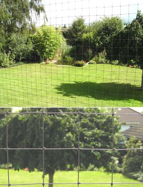 Picture of Cat protection net | polyester (PES) | width 1m