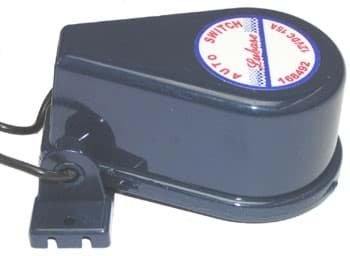 Picture of Automatic float switch | for pumps 12 and 24 Volt | up to  max. 15 Amperes