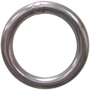 Picture of Ring | 12 mm thickness | 70 mm inner diameter | stainless AISI 316