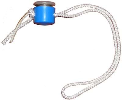Picture of Special bag lock | polypropylene (PP) | blue