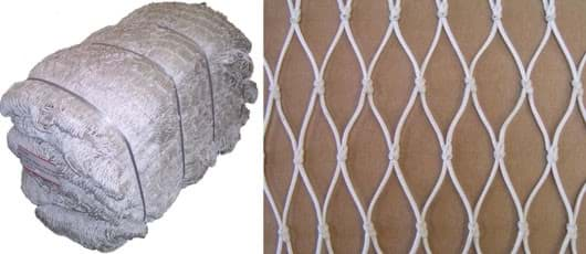 Picture of Impregnated netting | 46mm mesh size (HM) | Polyester (PES)