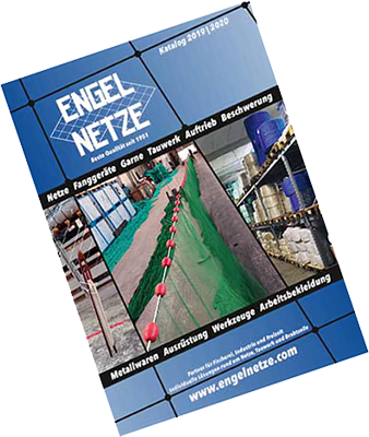 Picture of ENGEL-NETZE Catalogue 2019 | 2020