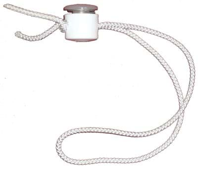 Picture of Special bag lock | polypropylene (PP) | white